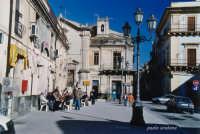 Piazza Vittorio Emanuele III   - Militello in val di catania (1775 clic)