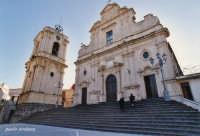 non ricordo il nome della Chiesa  - Militello in val di catania (1720 clic)