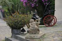 CASTEL S MARCO : CORTILE SICILIANO    - Calatabiano (5361 clic)