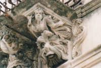 Ragusa Ibla ,particolare palazzo Cosentino  - Ragusa (3081 clic)