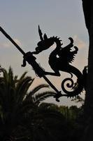 CASTEL S MARCO :I DRAGHI DI SICILIA    - Calatabiano (5200 clic)