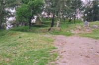 Forte Campone : Omaggio a Graziella Campagna , questo è il punto in cui fu ritrovato il corpo .  - Messina (10502 clic)