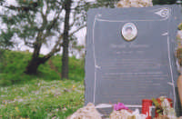 Omaggio a Graziella Campagna , la lapide ricordo   - Messina (5299 clic)