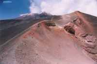 Bocca del 2004 , sul bordo   - Etna (1719 clic)