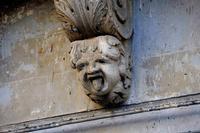 mascherone barocco   - Palazzolo acreide (7163 clic)