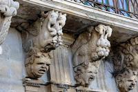 FACCE DI PIETRA   - Palazzolo acreide (2855 clic)