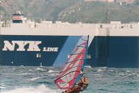 Surf sullo Stretto  - Torre faro (5835 clic)