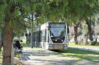 Il tram a Villa Dante  - Messina (7925 clic)