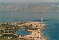 Capo Peloro col pilone  - Torre faro (12036 clic)