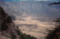 Valle del Bove prima della colata del 1992  - Etna (3564 clic)