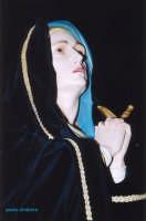 Giovedi Santo : l' incontro tra la Madonna e Cristo alla Colonna ISPICA Paolo Sindona