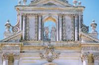 Chiesa dell 'Annunziata , particolare facciata  - Ispica (1491 clic)