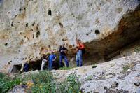CAVA GRANDE DEL CASSIBILE CAVERNE  - Avola (3737 clic)