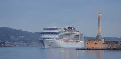 arrivo   - Messina (6239 clic)