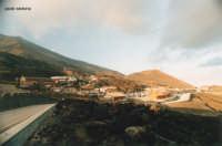 Rifugio Sapienza con lo spiazzale ricostruito dopo le colate laviche recenti  - Etna (1970 clic)