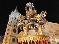 LA VARA   ARRIVO A PIAZZA DUOMO  - Messina (7301 clic)