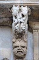 BALCONE BAROCCO , PARTICOLARE   - Palazzolo acreide (6064 clic)