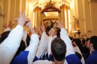 IL VENERDI' SANTO ,devozione  - Ispica (4888 clic)