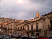 centro storico al tramonto RAGUSA roberto ruggeri