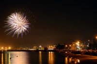 Giochi d' artificio - Festino di San Vito - Agosto 2006  - Mazara del vallo (7081 clic)