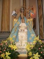 statua della madonna delle grazie di palazzo adriano   - Palazzo adriano (5752 clic)