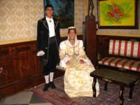 costume arbereshe del matrimonio di palazzo adriano  - Palazzo adriano (2047 clic)