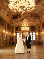 costumi arbereshe del matrimonio di palazzo adriano  - Palazzo adriano (3191 clic)