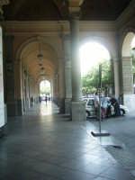 stazione centrale , entrata secondaria PALERMO giulia maggì