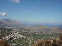 vista da monte cuccio  PALERMO giulia maggì