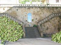 Scalinata  Scalinata piazza Romano - Edicola Madonna della Luce. ENNA Rosario Colianni