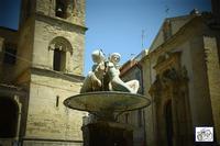 Angolo Piazza San Tommaso   ENNA Rosario Colianni