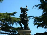 Ratto di Proserpina - Particolare della fontana del Belvedere  - Enna (4019 clic)