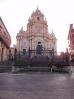 Duomo di San Giorgio in Ragusa Ibla    RAGUSA Rosario Colianni