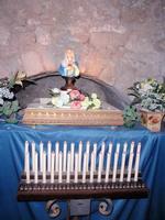 Madonnina delle lacrime in Ragusa Ibla   (1549 clic)