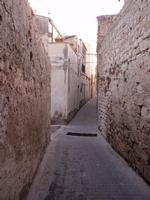 Vicolo in Ragusa Ibla   RAGUSA Rosario Colianni