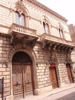 palazzo stile Barocco in via Nazionale   SCICLI Rosario Colianni