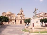 Duomo e Piazza Duomo   VITTORIA Rosario Colianni