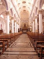 Interno Duomo di San Pietro    MODICA Rosario Colianni