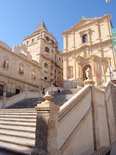Chiesa dell'Immacolata - NOTO - inserita il