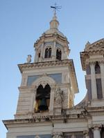 Campanile Chiesa San Sebastiano    - Caltanissetta (662 clic)