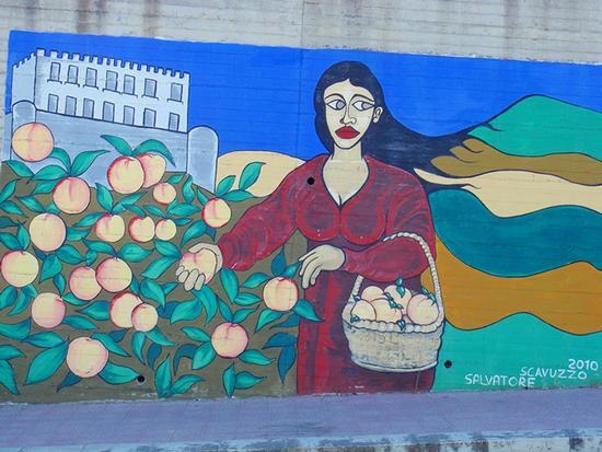 Murales - LEONFORTE - inserita il 29-Oct-14