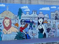 Murales   - Leonforte (1436 clic)