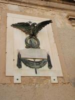 stemma Principe Branciforti    - Leonforte (1915 clic)