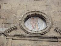 Chiesa della Donna Nuova  Particolare  ENNA Rosario Colianni