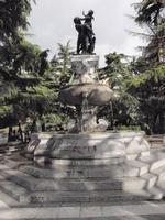 Belvedere - Fontana  Fontana dedicata al ratto di Proserpina  ENNA Rosario Colianni