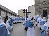 Settimana Santa Confraternita della Donna Nuova   - Enna (1083 clic)