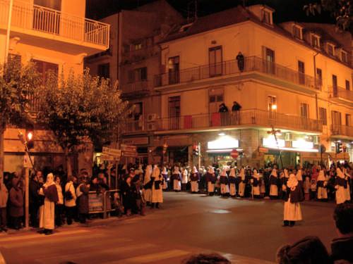 processione del Venerdì Santo  - ENNA - inserita il