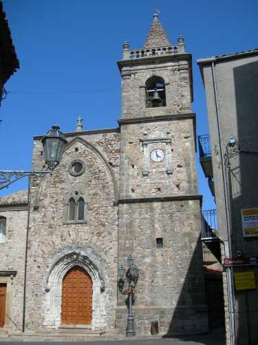 Duomo  - GERACI SICULO - inserita il