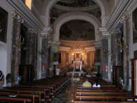Interno Santuario Santuario della Madonna della Milicia - Interno  - Altavilla milicia (4608 clic)