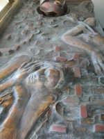 Portale del Santuario  Santuario della Madonna della Milicia - Il Magnifico Portale in Bronzo  - Altavilla milicia (2179 clic)